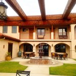 Foto de The Inn at Croad Vineyards