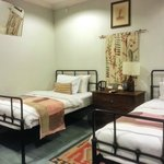Deluxe Halona room with single beds