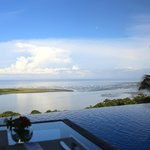 Infinity Pool and River/Ocean View