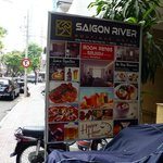 Saigon River Boutique Hotel Foto