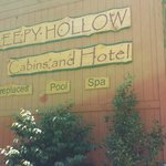 Foto de Sleepy Hollow Cabins and Hotel
