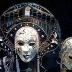 World famous Venetian Masks