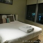Foto van Grand Mercure Docklands