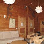 Abisko Mountain Lodge resmi