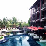 Red Ginger Chic Resort resmi