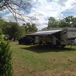 Foto van Kakadu Lodge and Caravan Park