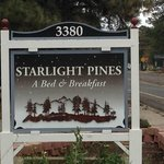 Starlight Pines B&B resmi