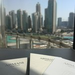 Photo de Armani Hotel Dubai