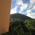Fossa delle Felci peak - Viwe from our room