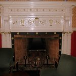FIREPLACE, HOTEL DE PARIS