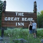 Bilde fra The Great Bear Inn