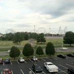 Carowinds view from Room