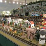 Friar Mountain Model Railroad Museum