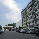 Photo de Holiday Inn Brussels Airport