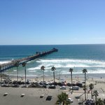 Foto de Wyndham Oceanside Pier Resort