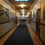 Hallway at Kennedy School