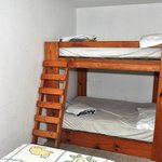 2 bedroom cabin bunk bed