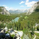 The Fairmont Banff Springs resmi