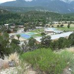 Foto van Mount Princeton Hot Springs Resort