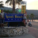 Photo de Ipsos Beach