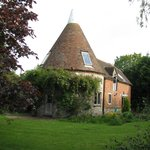 The Oast House where my room was