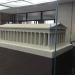 Model of the Parthenon