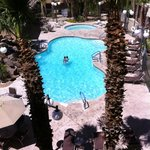 Bilde fra Courtyard by Marriott Las Vegas South