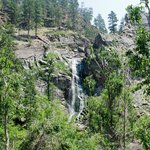 Spearfish Canyon Foto