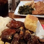 Buffet Americana Soul food
