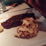 Ribeye & Lobster