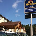 Photo de BEST WESTERN PLUS Four Presidents Lodge