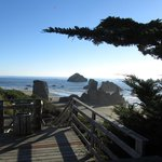 Sunset Oceanfront Lodging Foto