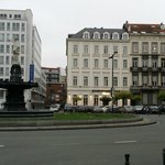 Sandton Hotel Pillows Brussels resmi