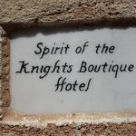 Spirit of the Knights Boutique Hotelの写真