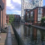 Photo de Premier Inn Birmingham Broad St Canal Side