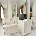 Salon Area at ESKA Aesthetic Clinic & MediSpa
