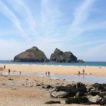 صورة فوتوغرافية لـ ‪Parkdean - Holywell Bay Holiday Park‬