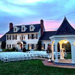 Beautiful for a sunset wedding