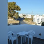 Foto de The Dina's Mykonos Hotel Rooms
