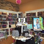 The boutique at Tuscan is the area's largest Vera Bradley retailer