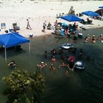 Relaxing on the Frio @ Neal's