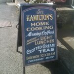 Yoredale House Guesthouse and Hamilton's Tea Roomの写真