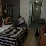 Φωτογραφία: Lusky Hotel Rooms & Suites