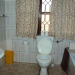 Bathroom to the double room