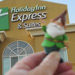 Holiday Inn Express Hotel & Suites Merced resmi