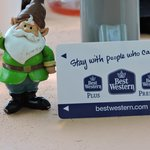 Photo de BEST WESTERN Crystal Palace Inn & Suites