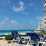 Paradise - this is a great location with an excellent beach front.