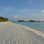 Photo de Veligandu Island Resort and Spa