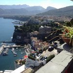 Sorrento from the hotel terrace