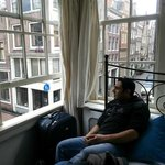 Photo de The Blue Sheep Bed & Breakfast Amsterdam
